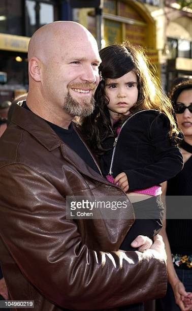 Brendan Kelly during The Lizzie McGuire Movie Premiere at The El Capitan Theater in Hollywood California United States