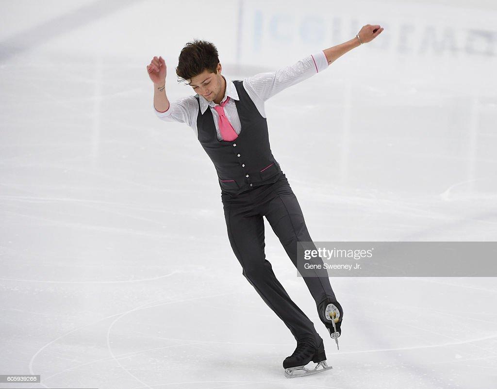 U.S International Figure Skating Classic - Day 1