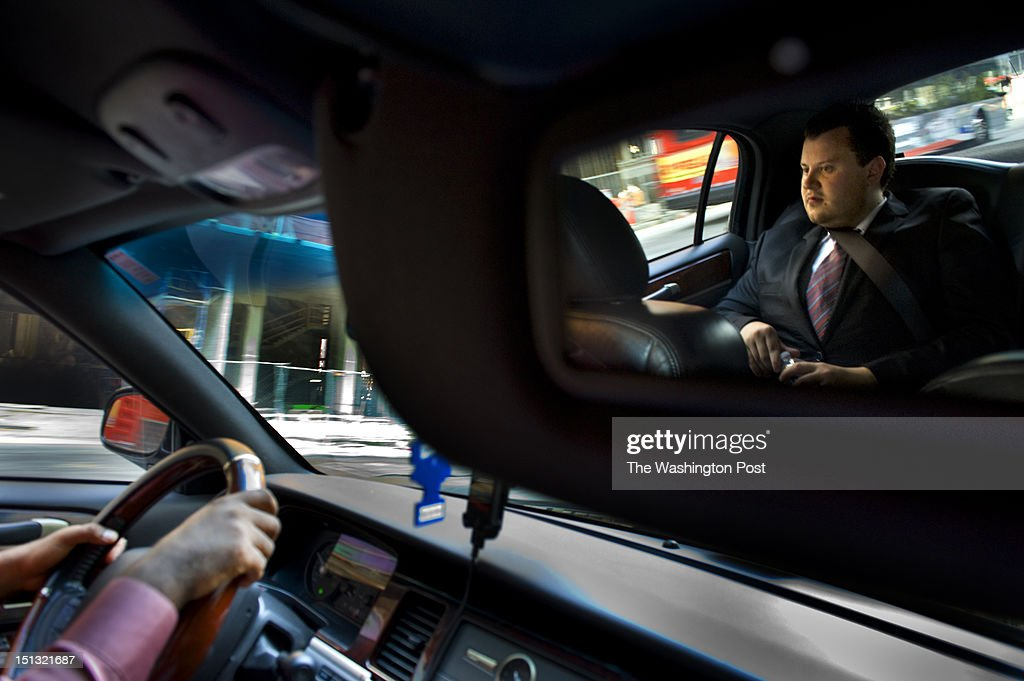 Taxi Service In DC Under Examination : News Photo