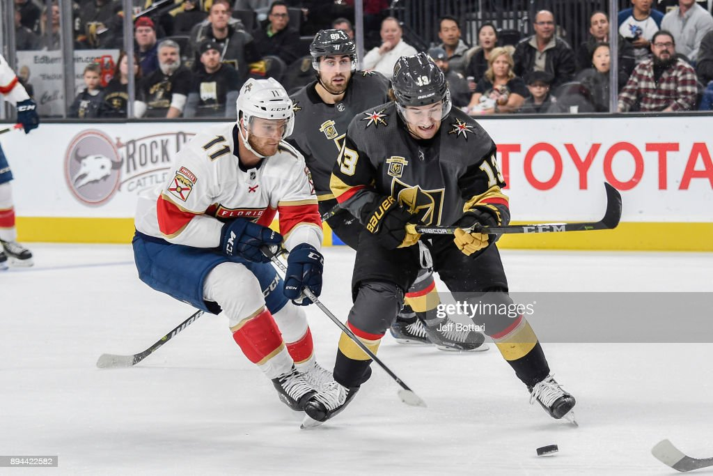 Florida Panthers v Vegas Golden Knights