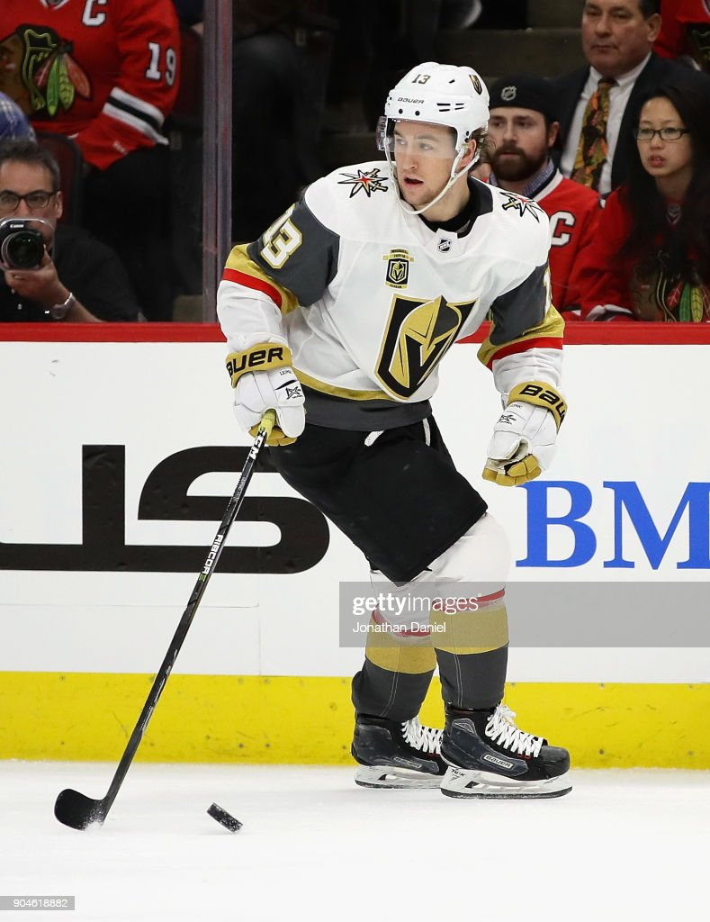 Vegas Golden Knights v Chicago Blackhawks
