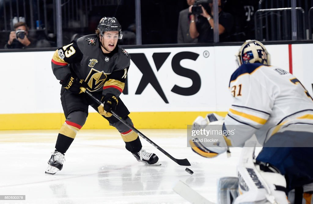 Buffalo Sabres v Vegas Golden Knights