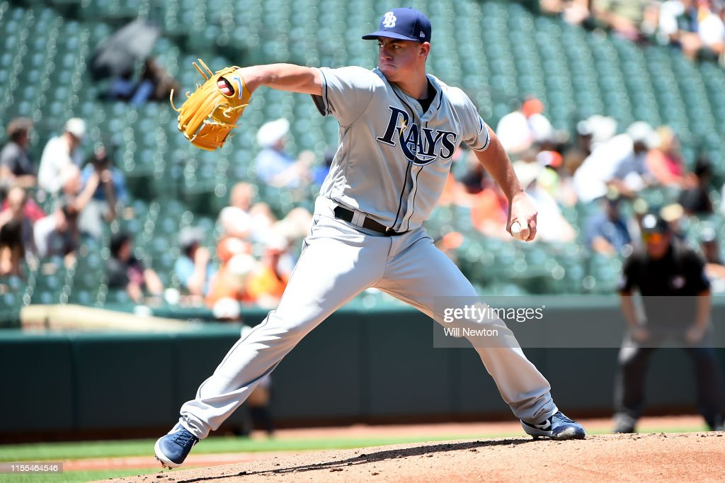 Tampa Bay Rays v Baltimore Orioles - Game One : News Photo