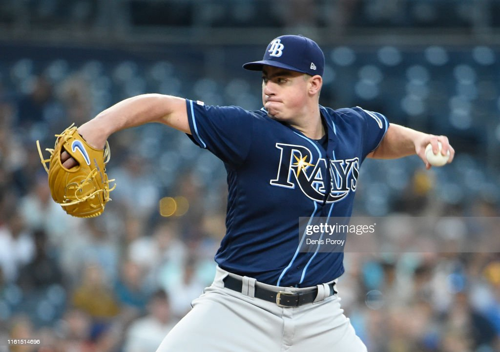 Tampa Bay Rays v San Diego Padres : News Photo