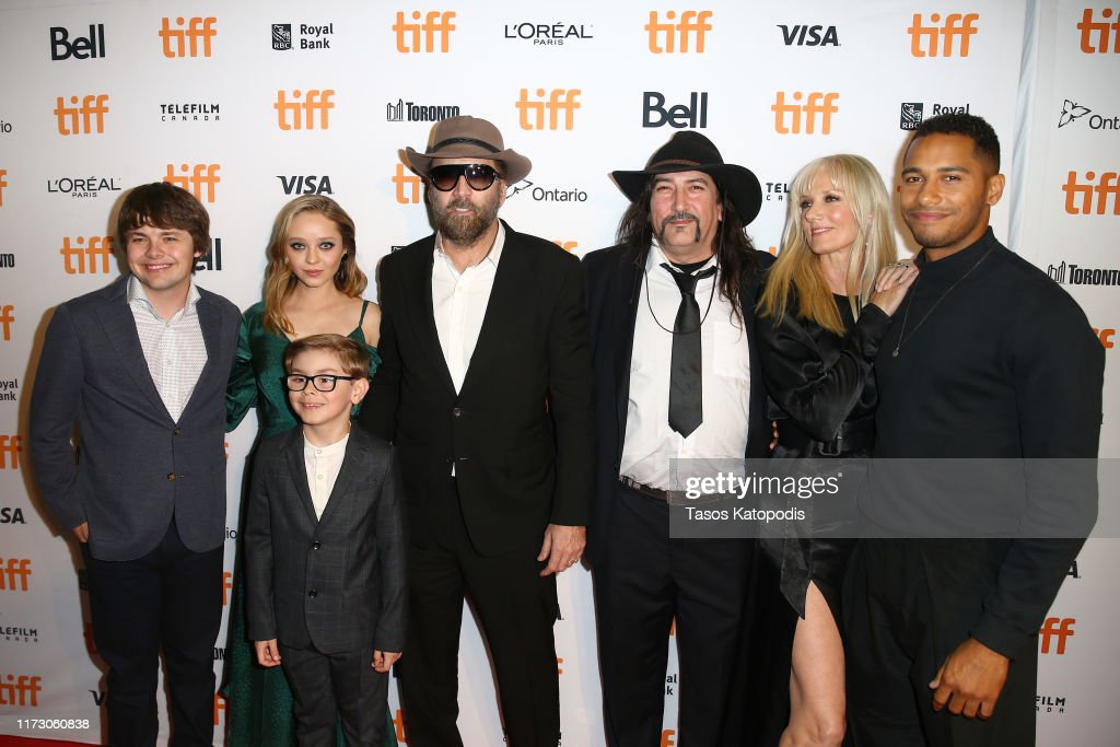 "2019 Toronto International Film Festival - ""Color Out Of Space"" Premiere : News Photo"