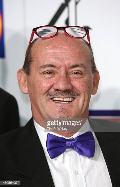 Brendan O'Carroll attends The British Comedy Awards at Fountain Studios on December 16 2014 in London England