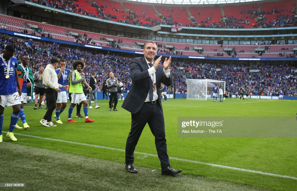 Manchester City v Leicester City - The FA Community Shield : ニュース写真