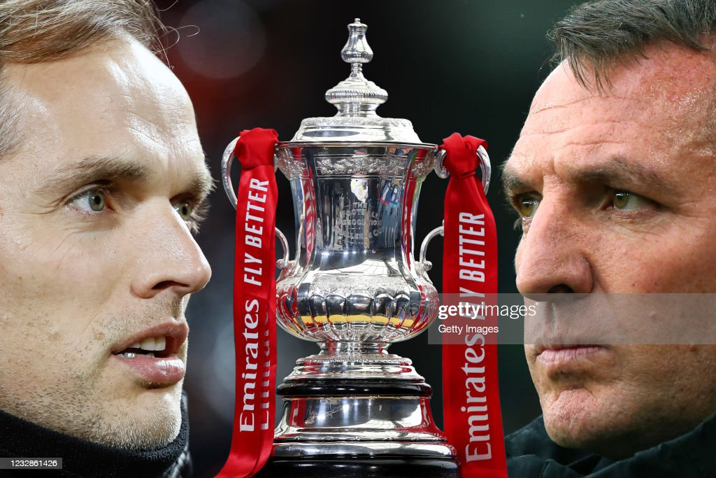 Chelsea v Leicester City - FA Cup Final Preview : News Photo