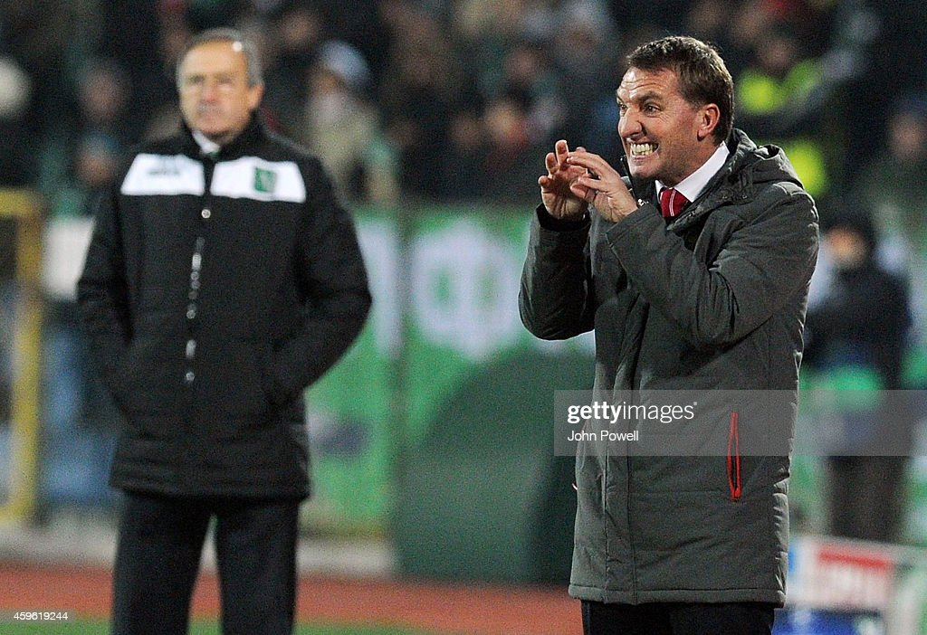 PFC Ludogorets Razgrad v Liverpool FC - UEFA Champions League : News Photo