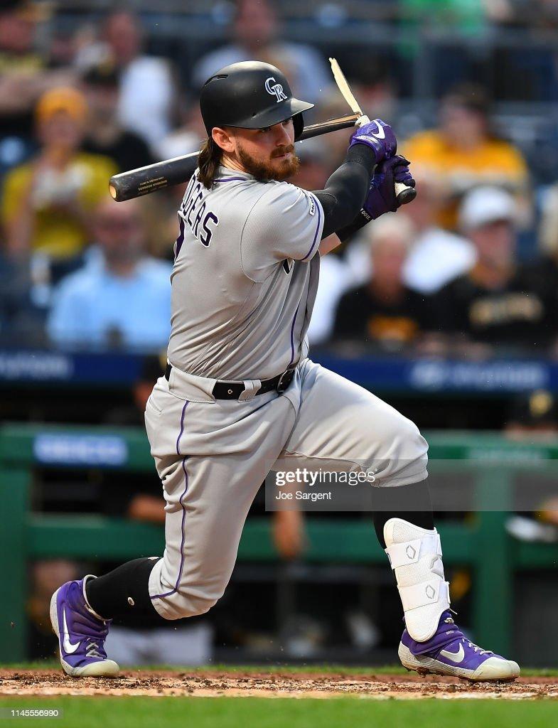Colorado Rockies v Pittsburgh Pirates : News Photo