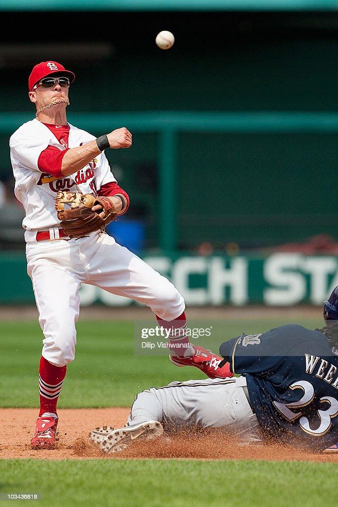 Milwaukee Brewers v St. Louis Cardinals