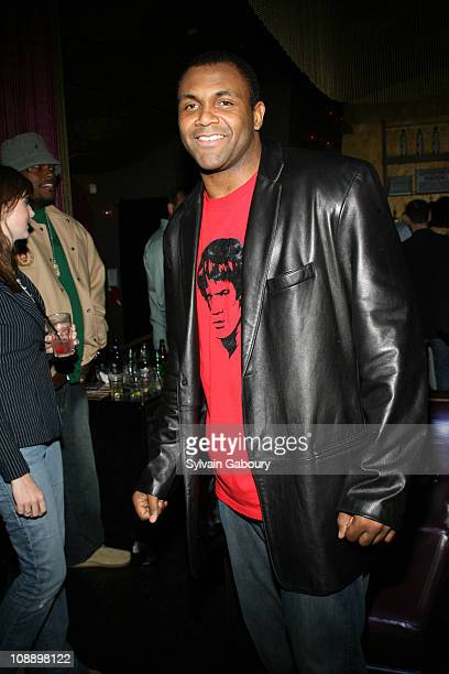 Brendan Short during FHM Party for the NFL Players Draft at Gypsy Tea in New York, NY, United States.
