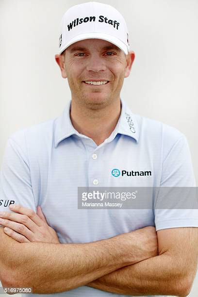 Brendan Steele poses for a portrait on February 17 2016 in Pacific Palisades California
