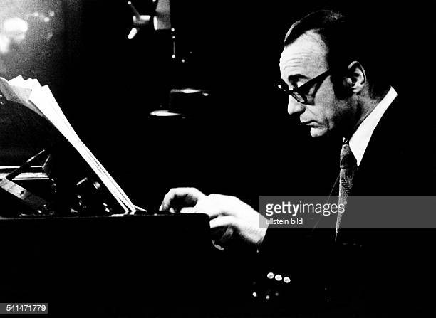 Brendel Alfred Musician Pianist Austria 1979