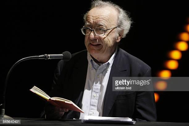 Brendel Alfred Musician Pianist Composer Publicist Austria reading