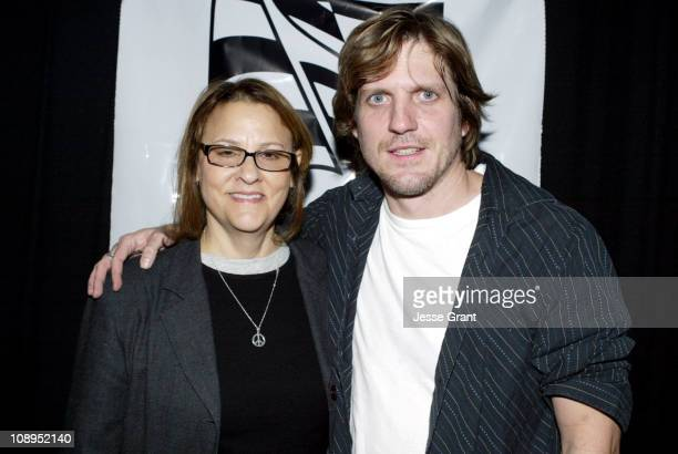 Brenden Okrent and Bill Deasy during ASCAP Presents Quiet on the Set December 4 2006 at Hotel Cafe in Hollywood California United States