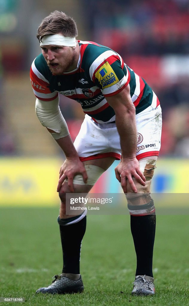 Leicester Tigers v Gloucester Rugby - Aviva Premiership