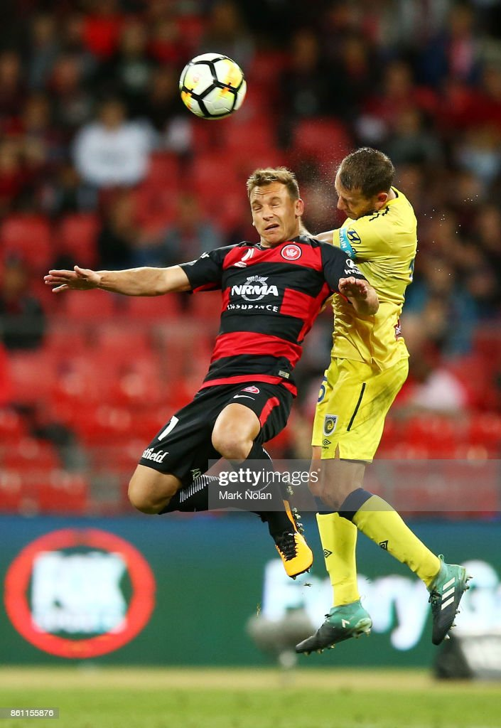 A-League Rd 2 - Western Sydney v Central Coast