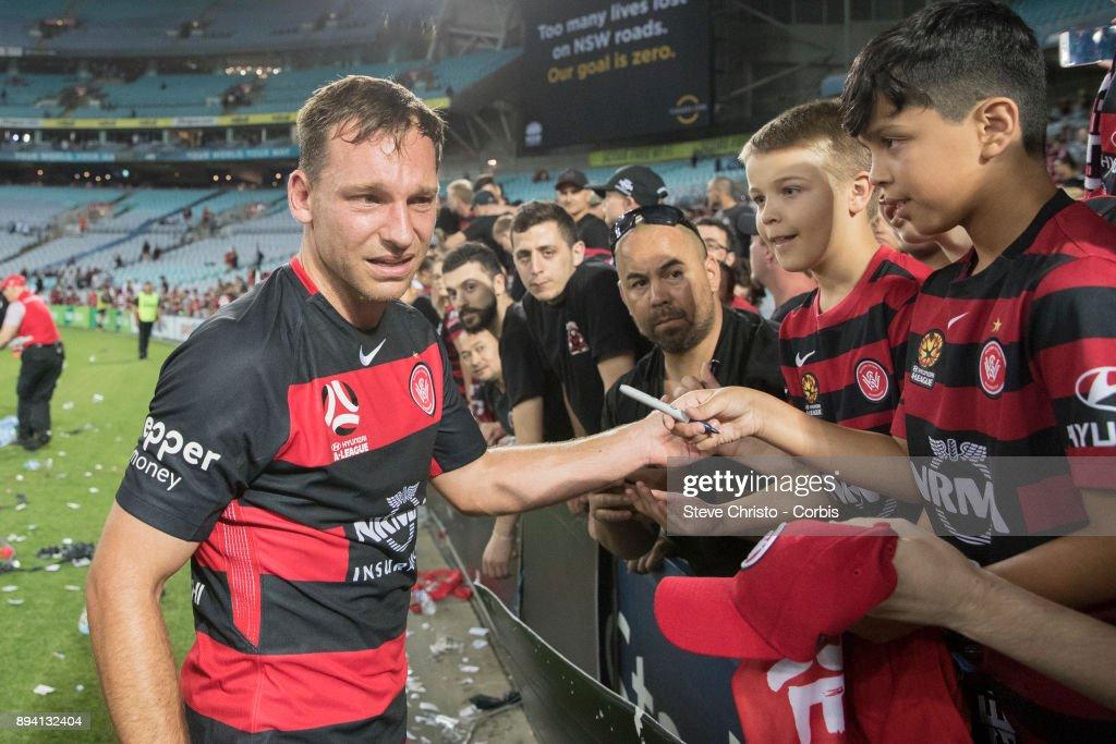 A-League Rd 10 - Western Sydney v Sydney FC