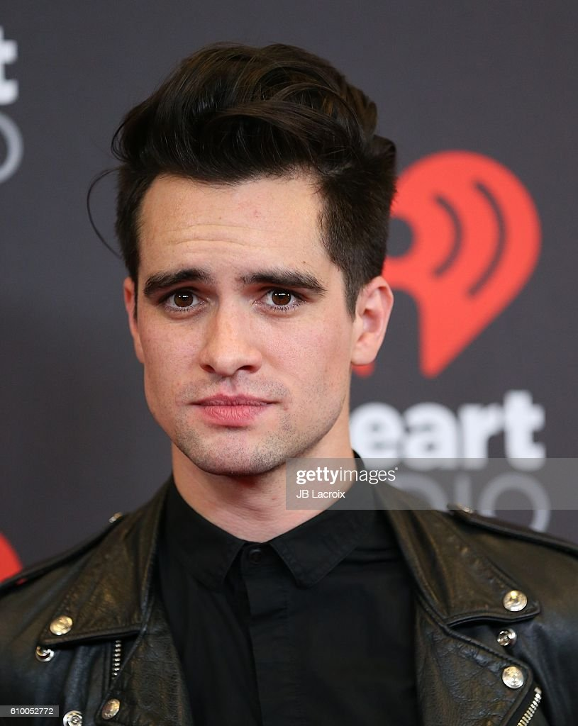 Brendon Urie attends the 2016 iHeartRadio Music Festival Night 1 at T-Mobile Arena on September 23, 2016 in Las Vegas, Nevada.