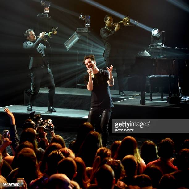 Panic At The Disco Pictures And Photos Getty Images