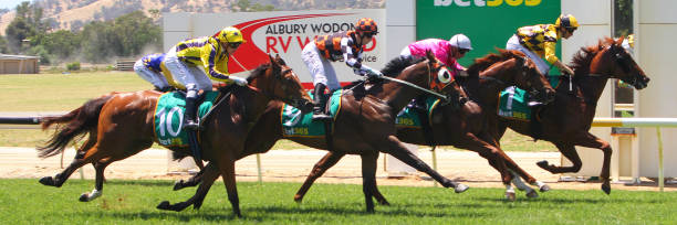 AUS: Wodonga Racing Club Race Meeting