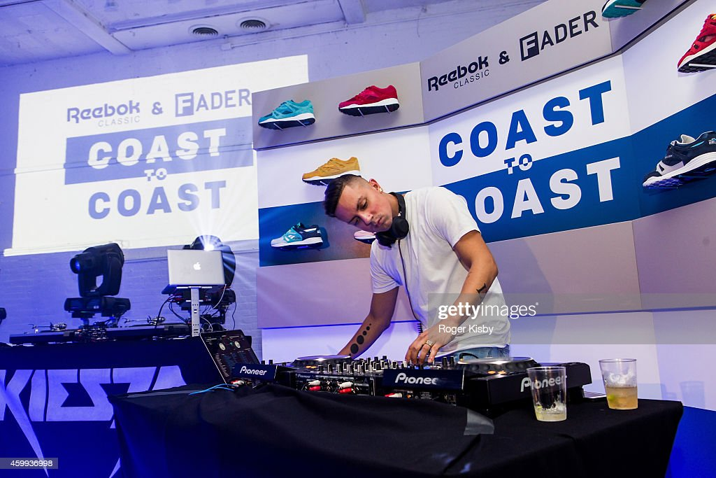 große Auswahl von 2019 überlegene Materialien Veröffentlichungsdatum Brenmar djs at Reebok and The Fader Present Coast to Coast ...