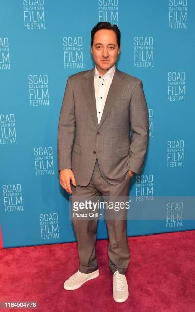 Brennan Brown attends 22nd SCAD Savannah Film Festival at Trustees Theater on October 30 2019 in Savannah Georgia