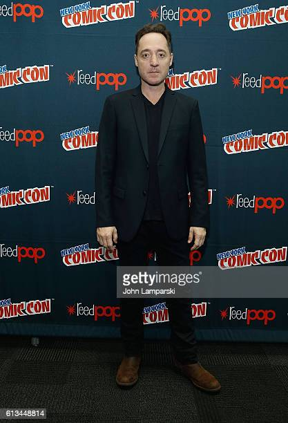 Brennan Brown attends Amazon's production of The Man In The High Castle during the 2016 New York Comic Con day 3 on October 8 2016 in New York City