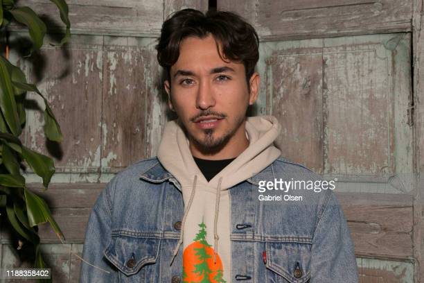 Brennen Taylor attends the MetaLife Launch Influencer Dinner at Bacari W 3rd on November 17 2019 in Los Angeles California