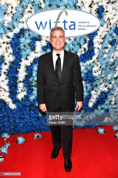 Brenner Dicker attends the '2018 Annual Women In Film Television Gala' at 103 West on November 10 2018 in Atlanta Georgia