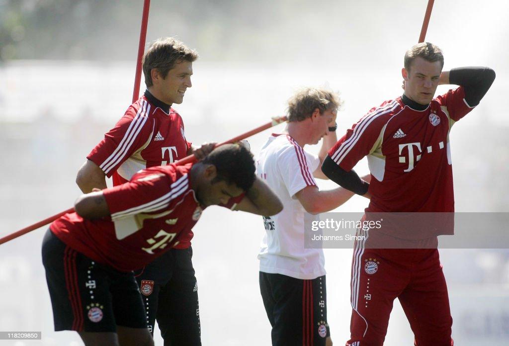 FC Bayern Muenchen - Trentino Training Camp
