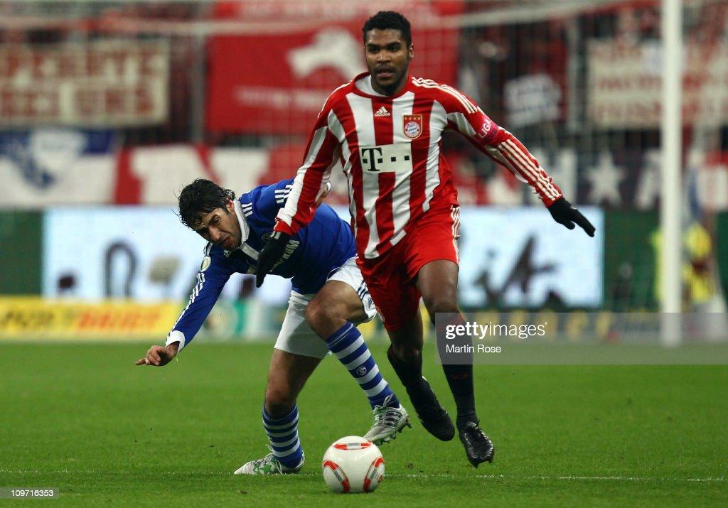 Bayern Muenchen v Schalke 04 - DFB Cup