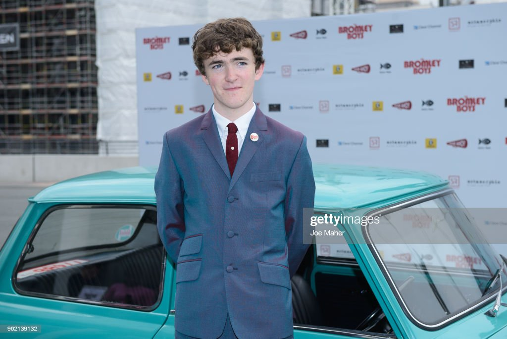 'The Bromley Boys' UK premiere - Red Carpet Arrivals