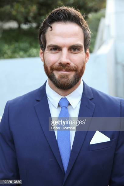 Brent Bailey attends the 6th International Academy of Web Television Awards at Skirball Cultural Center on August 24 2018 in Los Angeles California