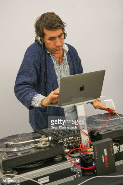 Brent Bolthouse DJ's OptiMystic A Brandon Boyd Pop Up Gallery Featuring He Tasya Van Ree Natalie Bergman Diana Garcia And DJ Set By Brent Bolthouse...
