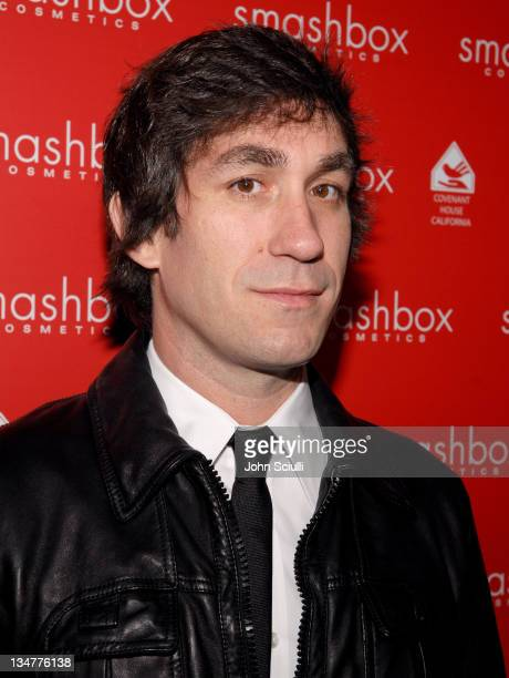 Brent Bolthouse during Smashbox Cosmetics Celebrate the Holidays and Brent Bolthouse's Birthday at Area in Los Angeles California United States