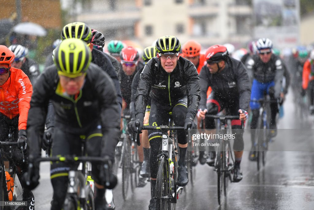 102nd Giro d'Italia 2019 - Stage 5 : News Photo
