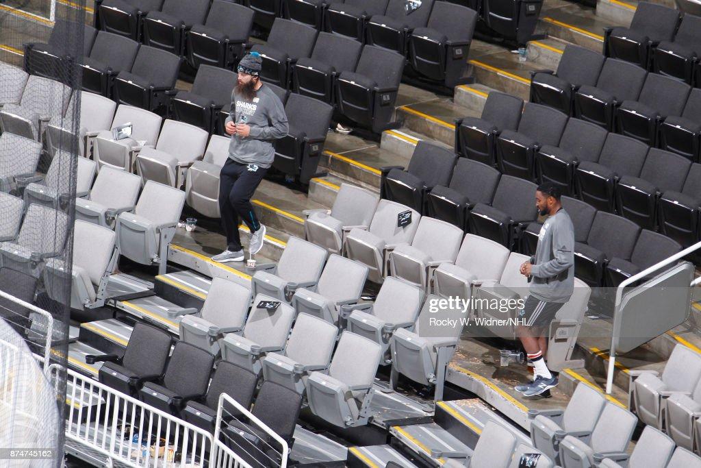 Tampa Bay Lightning v San Jose Sharks : Fotografía de noticias