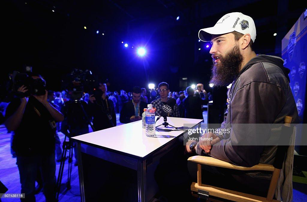 2016 NHL All Star - Media Day