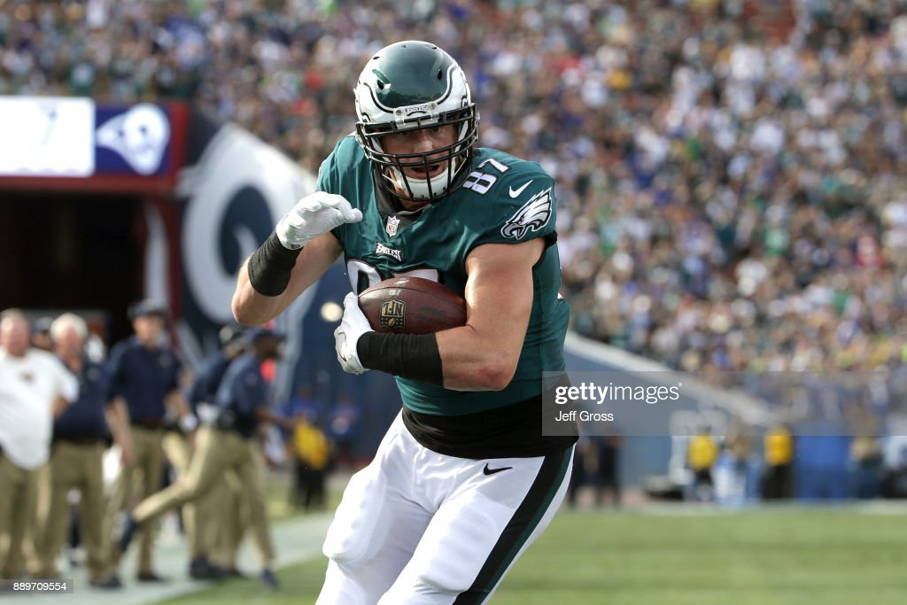 Philadelphia Eagles v Los Angeles Rams : News Photo