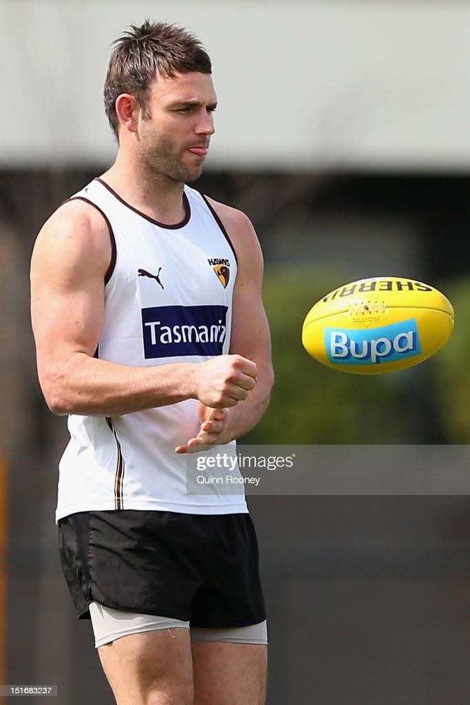 Hawthorn Hawks Media Session