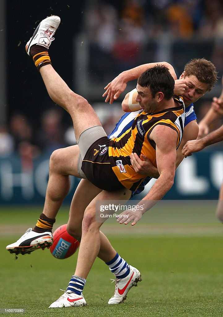 AFL Rd 10 - Hawthorn v North Melbourne