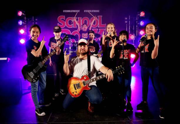 AUS: School Of Rock Preview
