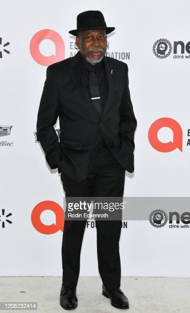 Brent Jennings attends the 28th Annual Elton John AIDS Foundation Academy Awards Viewing Party Sponsored By IMDb And Neuro Drinks on February 09 2020...