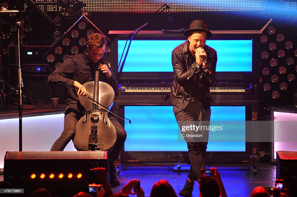 OneRepublic Perform At The Roundhouse In London : News Photo