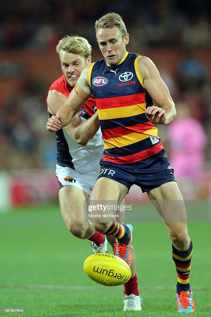 AFL Rd 7 - Adelaide v Melbourne