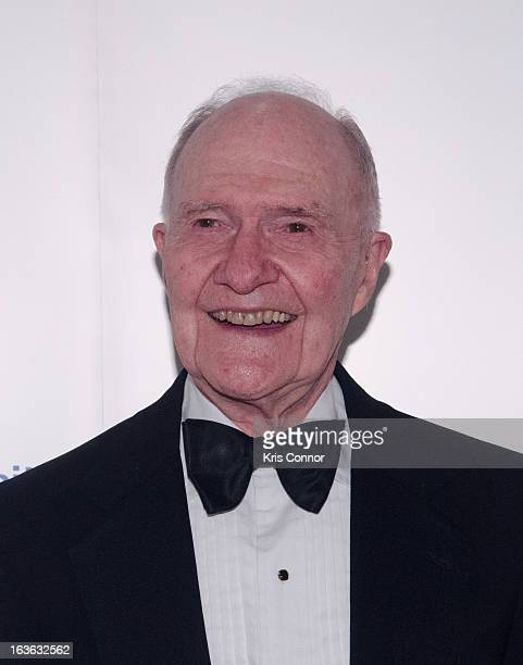 Brent Scowcroft attends the National Defense University Foundation's International Statesman and Business Advocate Award Presentation at the...