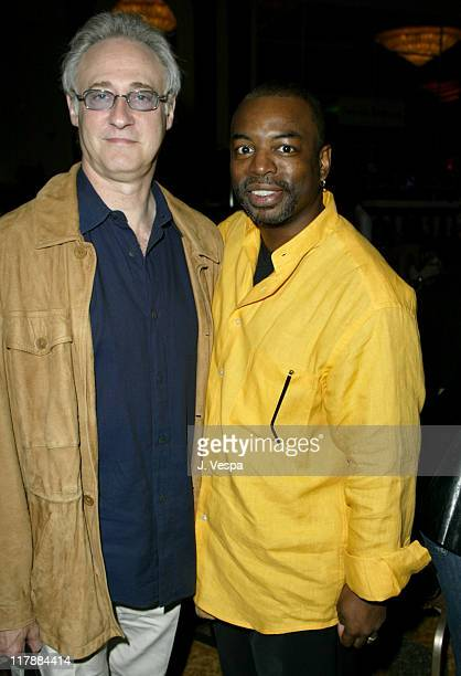 Brent Spiner and Lavar Burton during 5th Annual Lullabies Luxuries Luncheon and Fashion Show Benefiting Caring for Children Families With AIDS Inside...