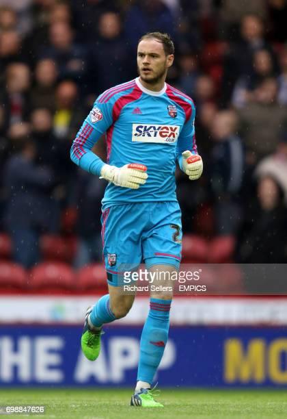 Brentford goalkeeper David Button